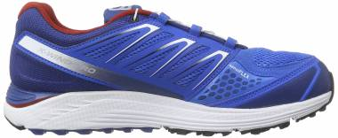 Salomon X-Wind Pro - Azul Blau Union Blue Gentiane Flea (L375948)