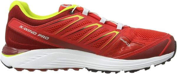 Salomon X-Wind Pro men red