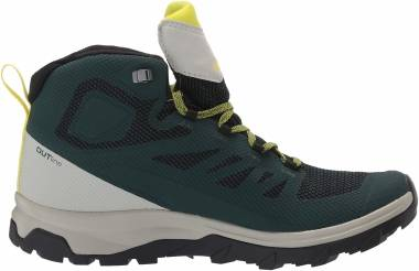Salomon OUTline Mid GTX - Green (L409964)