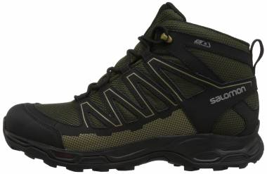 Salomon Pathfinder Mid CSWP Green Men