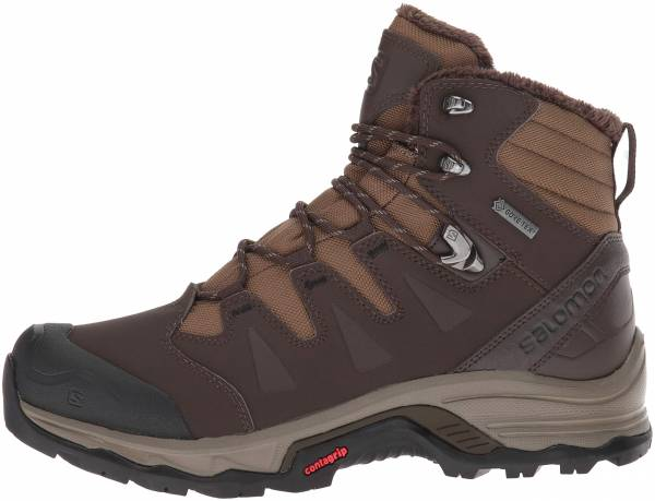 Salomon Quest Winter GTX - Brown (L406141)