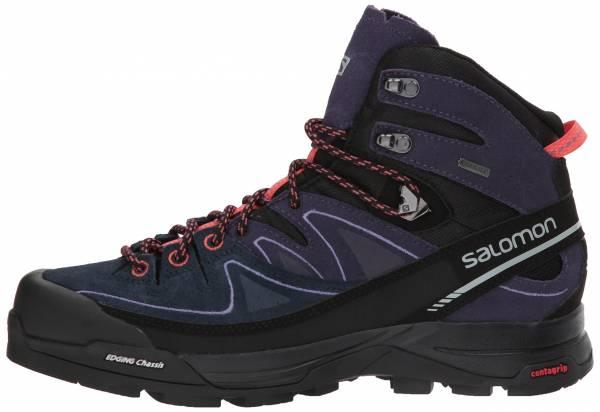 Salomon X Alp Mid LTR GTX Hiking Shoe Women's