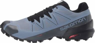Salomon Speedcross 5 - Flint Stone/Black/India Ink