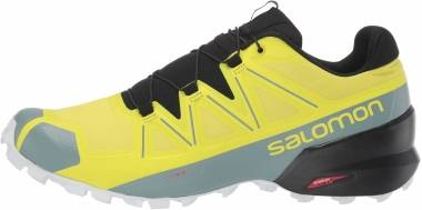 Salomon Speedcross 5 - Yellow