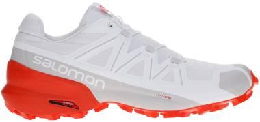 Salomon Speedcross 5 - White (L409684)