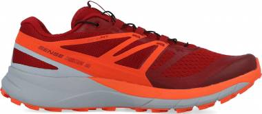 Salomon Sense Ride 2 Red Dahlia/Cherry Tomato/Quarry Men