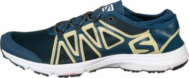Salomon Crossamphibian Swift 2 - Poseidon Taos Taupe Ebony (L406832)