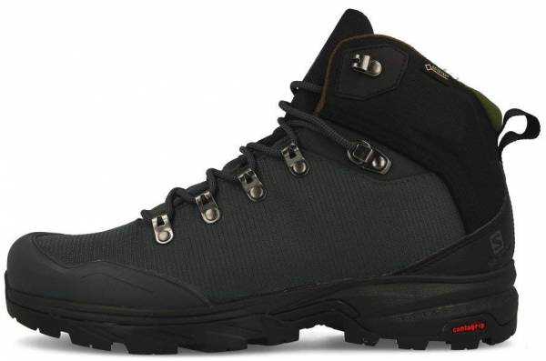 Salomon OUTback 500 GTX - Ebony/Black/Grape Leaf