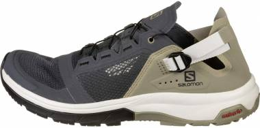 Salomon Techamphibian 4 - Ebony / Mermaid / Vanilla