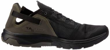 Salomon Techamphibian 4 - Black Beluga Castor Gray (L406808)