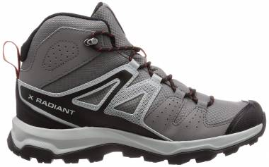 Salomon X Radiant Mid GTX - Grey (L406744)