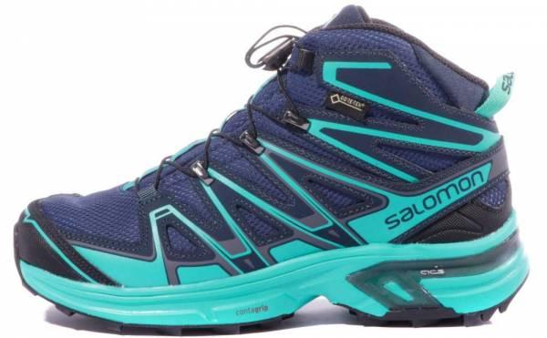 Salomon X-Chase Mid GTX - Blau (L391835)
