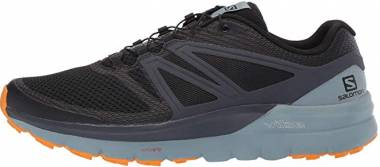 Salomon Sense Max 2 - Black Lead/Flame Ora