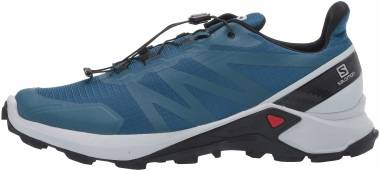Salomon Supercross - Poseidon Pearl Blue Black (L409303)