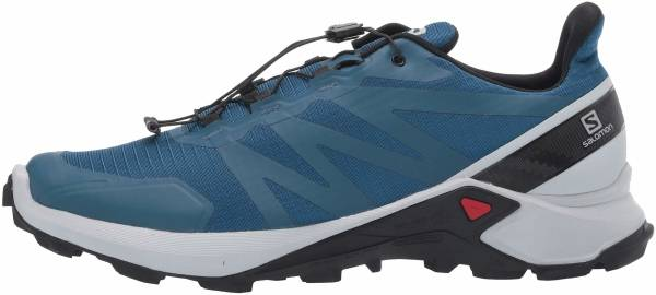Salomon Supercross - Poseidon / Pearl Blue / Black