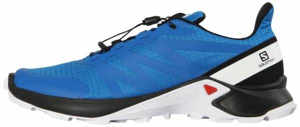 Salomon Supercross - Indigo Bunting / Black / White