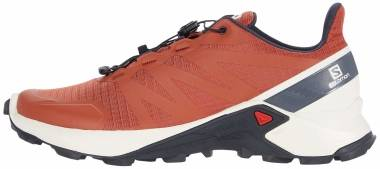 Salomon Supercross - Burnt Brick/Vanilla Ice/India Ink (L409546)