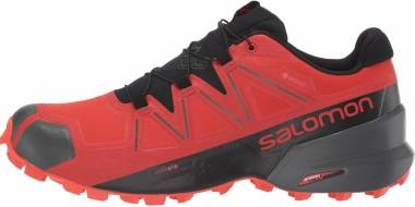 Salomon Speedcross 5 GTX - Red