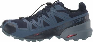Salomon Speedcross 5 GTX - Blue