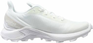 Salomon Alphacross - White (L409190)