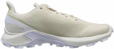 Salomon Alphacross - Beige (L409614)