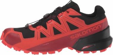 Salomon Spikecross 5 GTX - Red (L408082)