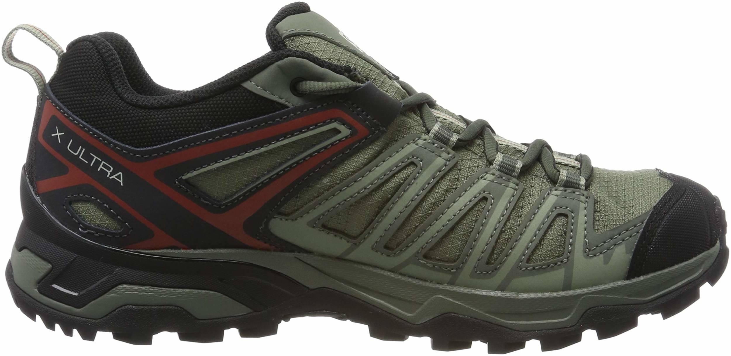 Save 20% on Salomon Hiking Shoes (35