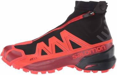 Salomon Snowspike CSWP - Red (L407361)