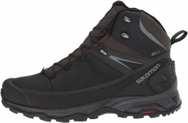 Salomon X Ultra Mid Winter CS WP - Black/Phantom/Quiet (L404795)
