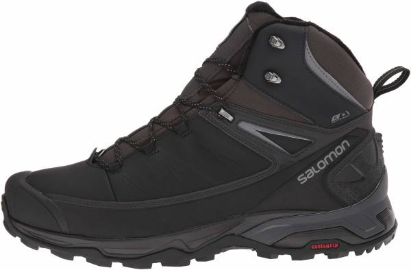 Salomon X Ultra Mid Winter CS WP - Black/Phantom/Quiet Shade (L404795)