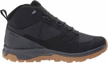 Salomon OUTsnap CSWP - Black Black Ebony Gum1a (L409220)