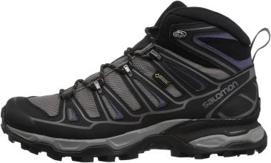 Salomon X Ultra Mid 2 Spikes GTX - Detroit/Black/Artist Grey-x (L377821)
