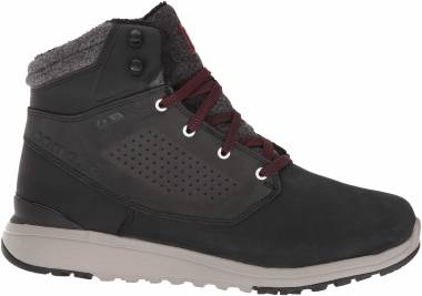 Salomon Utility Winter CS WP - Black Black Red Dahlia (L404725)