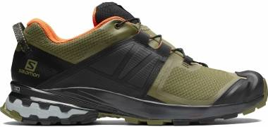 Salomon XA Wild - Burnt Olive/Black/Exotic Orange (L409789)
