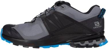 Salomon XA Wild - Multicolor Quiet Shade Black Blue Aster