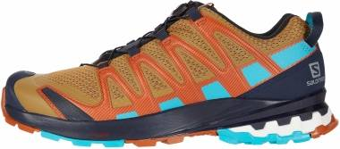 Salomon XA Pro 3D V8 - Madder Brown/Ebony/Quarry (L409873)