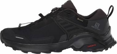 Salomon X Raise GTX - Black/Black/Phantom (L409737)