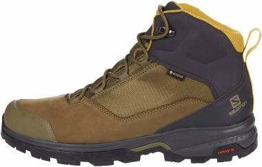 Salomon OUTward GTX - Burnt Olive/Phantom/Arrowwood (L409584)