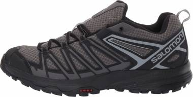Salomon X Crest - Magnet/Black/Monument (L408294)