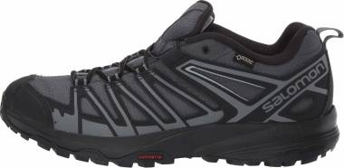 Salomon X Crest GTX - Magnet/Black/Quiet Shade (L408297)