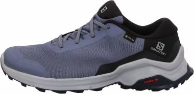 Salomon X Reveal GTX - Flint Stone/Black/India Ink (L409204)