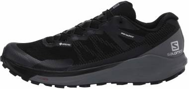 Salomon Sense Ride 3 GTX Invisible Fit - Black/Quiet Shade (L409751)