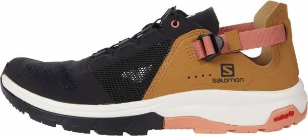Salomon Tech Amphib 4 - Black/Bistre/Tawny Orange (L409928)