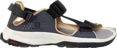 Salomon Tech Sandal - India Ink/Black/Taos Taupe (L409147)