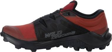 Salomon Wildcross - Red (L410273)