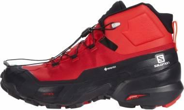 Salomon Cross Hike Mid GTX - Red (L411187)