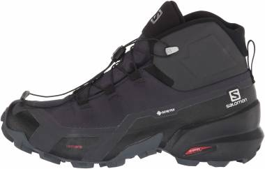 Salomon Cross Hike Mid GTX - Phantom/Black/Ebony (L411185)