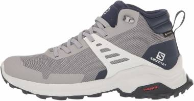 Salomon X Raise Mid GTX - Grey (L410266)