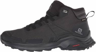 Salomon X Raise Mid GTX - Black Black Quiet Shade (L410957)