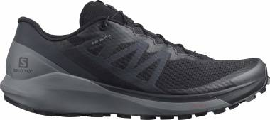Salomon Sense Ride 4 - Black/Quiet Shade/Eb (L412938)